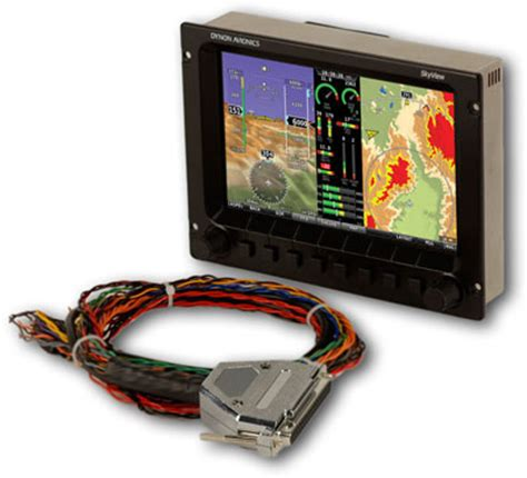 Monitor Lcd Skyview dynon avionics skyview system