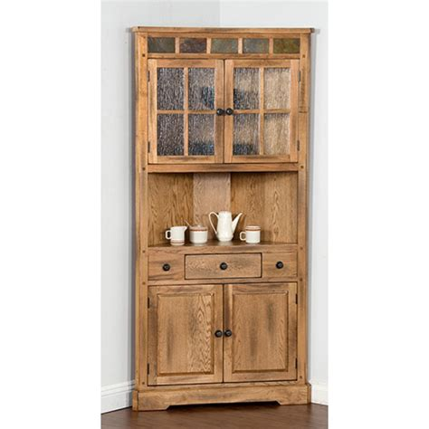 Corner Hutch Cabinet For Dining Room superb corner bar cabinet 5 corner china hutch cabinet