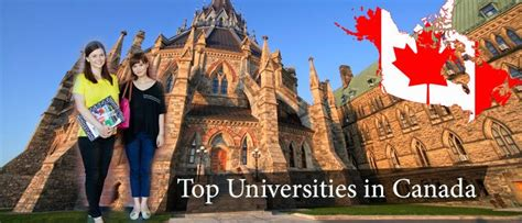 Fairleigh Dickinson Mba Gmat Score by Scholarships To Study In Canada Top Universities