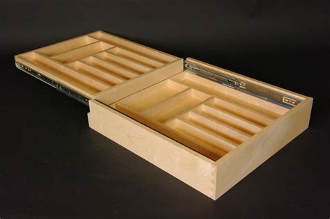 Drawer Organization by Western Dovetail Product Gallery Kitchen