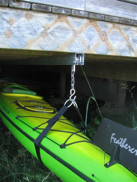 deck kayak storage contemporary wall hooks