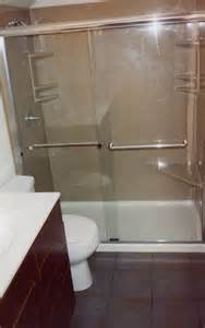 tub to stall shower conversion