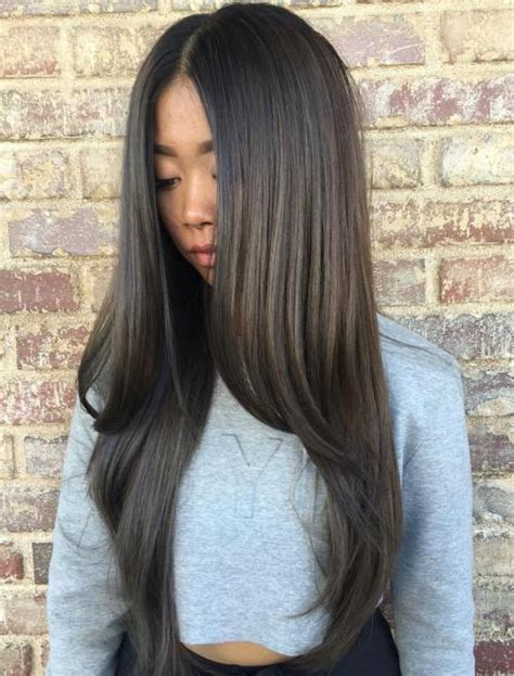 perfect haircut for long straight hair 30 best hairstyles for long straight hair 2018