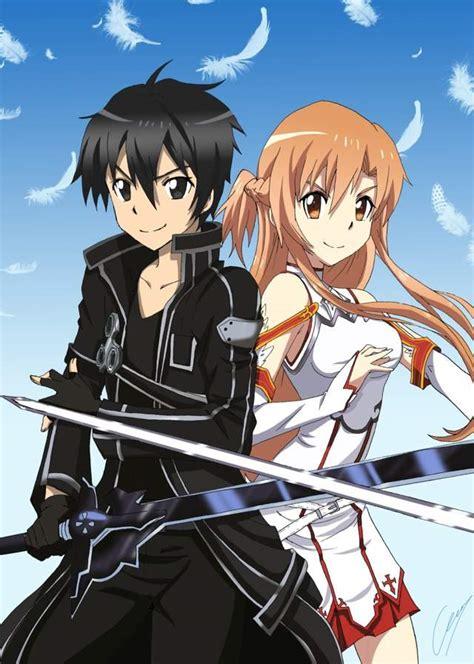 Dakimakura Guling Side Sword Asuna Kirito kirito asuna anime amino