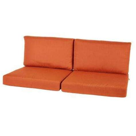 sofa loveseat cushions outdoor cushions the home depot