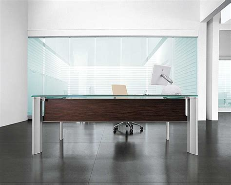 Home Office Modern Desk Executive Desk For Person To Do Their Work Effectively Modern Home Furniture