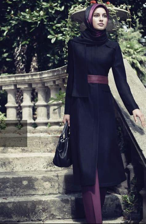 Coat Mocca Pakaian Muslimah Modis Fashion Muslim winter style 14 stylish winter combinations