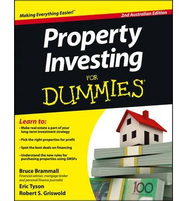 buying houses for dummies property investing for dummies bruce brammall 9781118396704