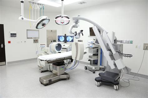 state of the operating room facility surgery center of viera