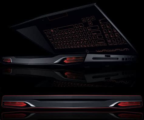 Laptop Dell Alienware M18x dell alienware m18x gaming laptop specs price features