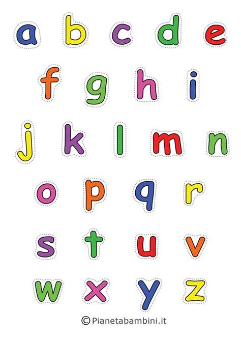 lettere alfabeto da stare e ritagliare lettere dell alfabeto da stare colorare e ritagliare