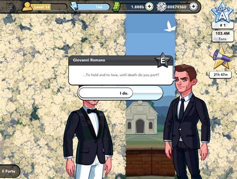 kim kardashian game kim cassio or declan i got gay married on kim kardashian hollywood the daily dot