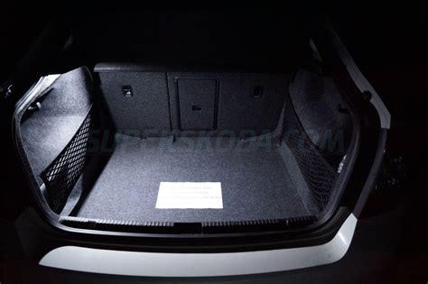 rapid limousine mega power led cargo trunk light