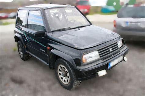 Suzuki Vitara 89 Autolammutus Suzuki Grand Vitara 1989 1998 Kasutatud