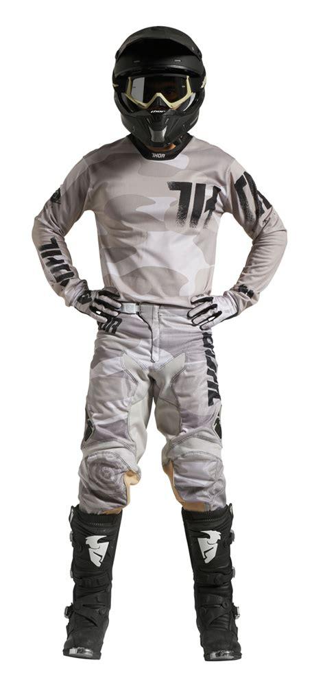 camo motocross gear thor mx motocross s 2017 pulse air covert jersey