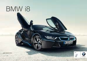 bmw i8 marketing caign caters to technophiles