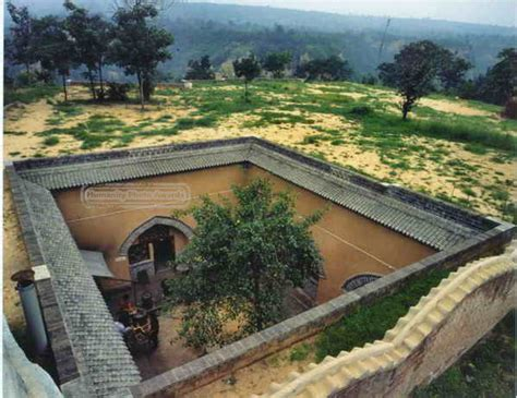 underground houses in western henan world folklore