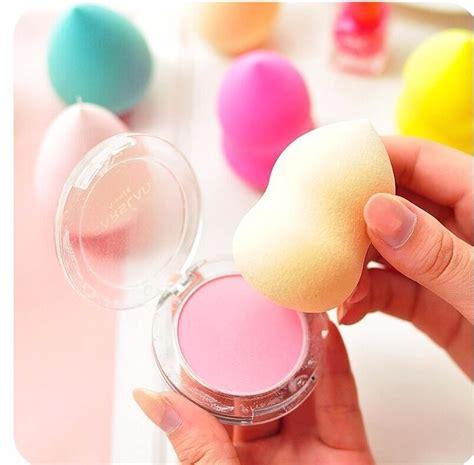 Set Of 3 Makeup Sponges makeup sponges foundation sponge sponge cosmetic sponge