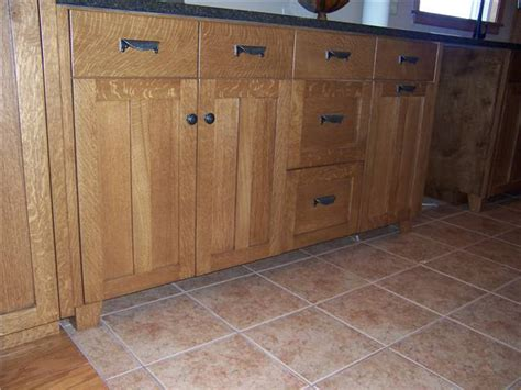 quarter sawn white oak kitchen cabinets quicua