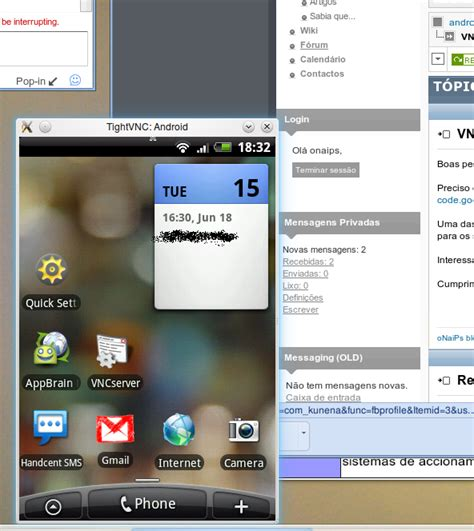 vnc server android android vnc server 0 2