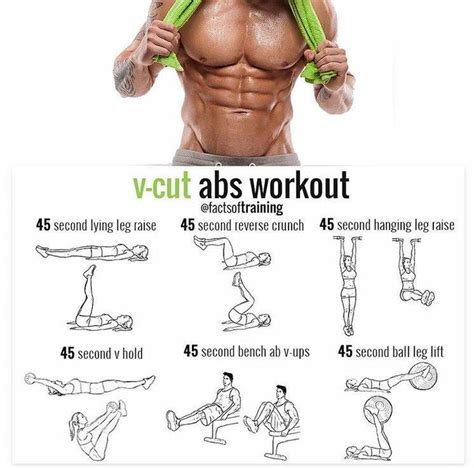 best 25 v cut abs ideas on abs workout v cut