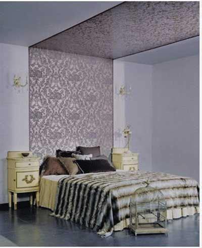 decorar habitacion de matrimonio con papel pintado ideas para decorar un dormitorio con papel pintado y