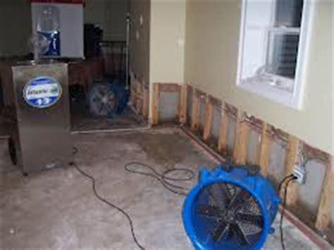 drying basement after flood roseville michigan water damage restoration flood cleanup