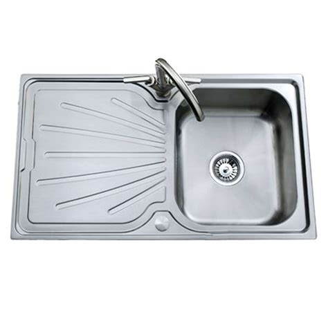 single stainless steel sink clearwater blue single bowl stainless steel sink
