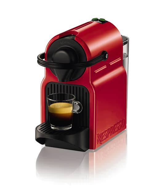 Nespresso Inissia Red C40 Single Serve Espresso Machine   Espresso Planet Canada