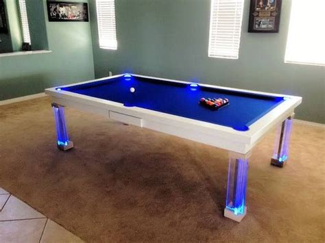 Dining Room Pool Table by Oasis Dining Room Pool Tables