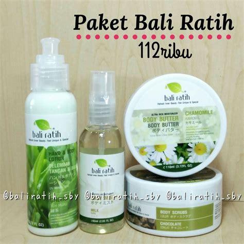 Paket Gift Box Mist Bali Ratih free ongkir shopee bali ratih surabaya citizen