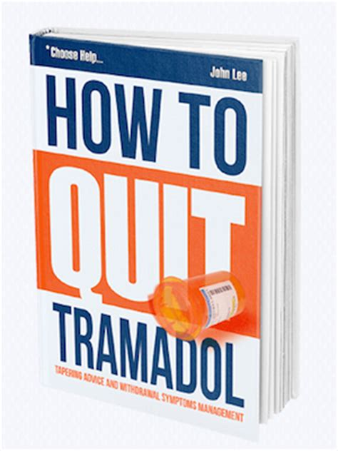 Detox Symptoms From Tramadol by Tramadol Withdrawal World S Only Ebook To Help