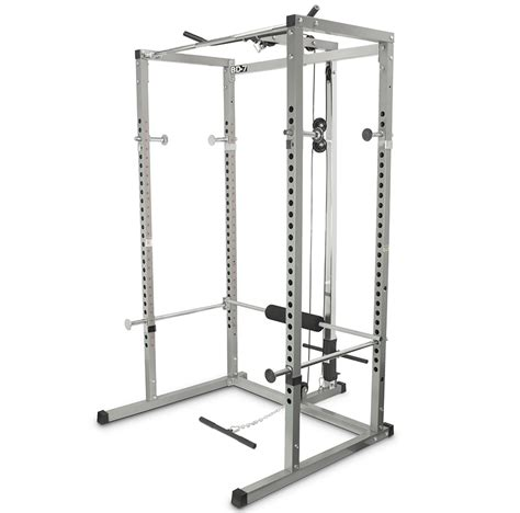 Bd 7 Power Rack by Power Rack With Lat Pull Valor Fitness Bd 7