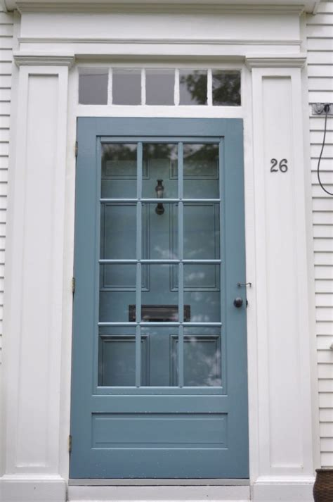 Screen Door For Front Door 25 Best Ideas About Doors On Painted Door Glass Doors And Front
