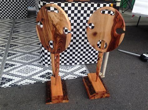 portable wine table plans picnic wine table by degoose lumberjocks com