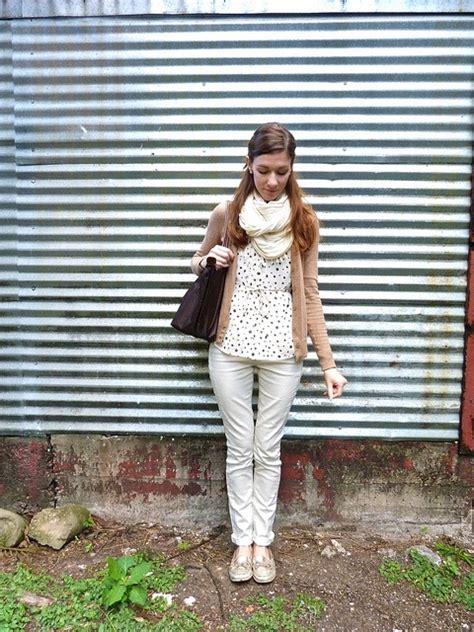 polka dot blouse cardigan