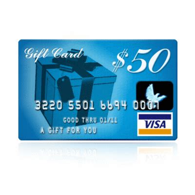 International Visa Gift Cards - 5 off a 50 visa or mastercard gift card 45 at kroger slickdeals net