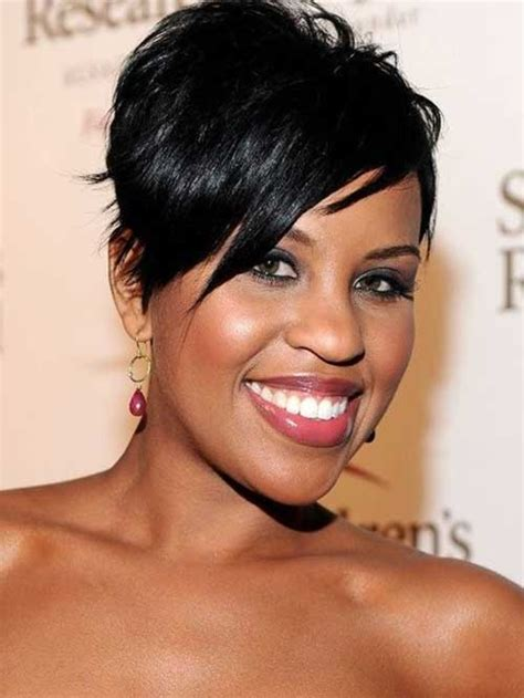 black hairstyles fowomen with very thin crowns or bare crowns short cute black hairstyles hair is our crown