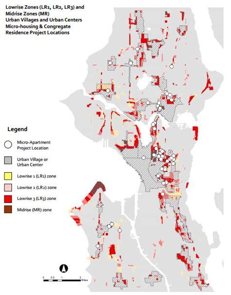 seattle zoning map gis seattle zoning map my
