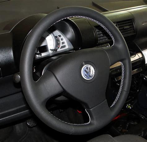 volante volkswagen polo volante em couro original volkswagen novo golf polo gol g5