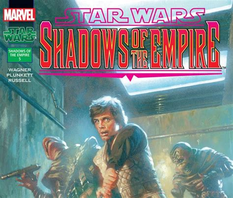 Wars Shadows Of The Empire Genuine 23 K Gold Card Sculpted G 1 wars shadows of the empire 1996 5 comics marvel