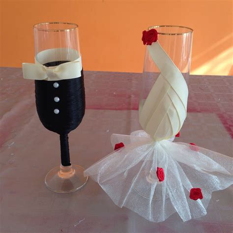 decoracion copas boda de fiestas copas para boda