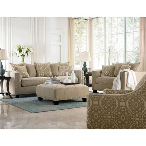 taupe sectional sofa decorating ideas cindy crawford sofa collection cindy crawford home palm