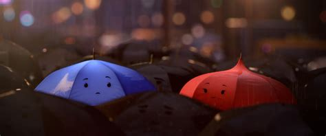 Film Blue Umbrella | the pixar perspective on the blue umbrella