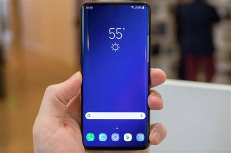 galaxy note 9 firmware update might reveal what the upcoming galaxy s10 will look like next year