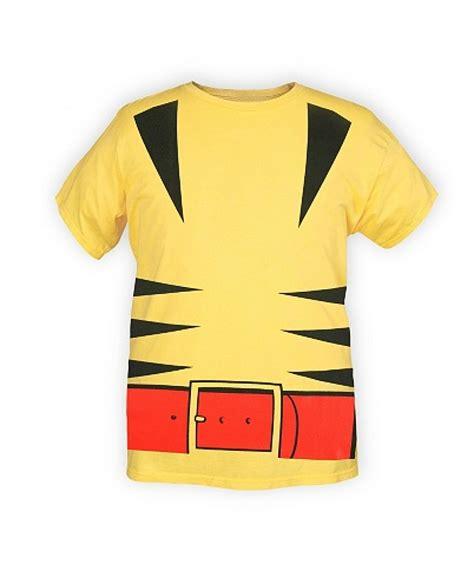 Tshirt X Worverine W wolverine costume t shirt
