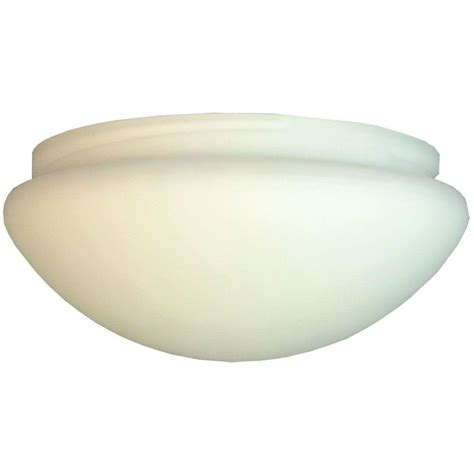 Replacement Ceiling Light Glass Midili Ceiling Fan Replacement Glass Globe 08239204295 The Home Depot