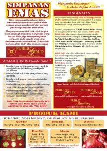 jumble layout adalah marketing tools untuk pengedar emas dan semua bisnes