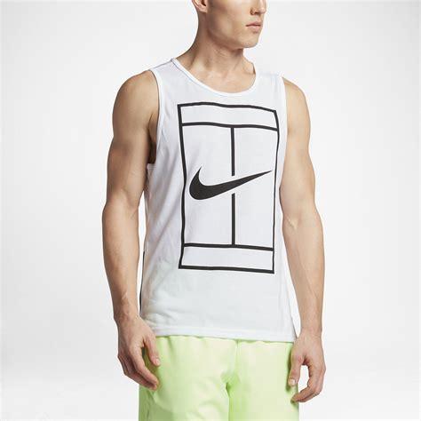 Mens Nike Basketball Tank Top Bolak Balik Size S L 3xl 100 Original nike mens tennis tank top white tennisnuts