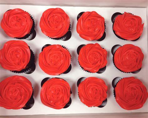 Rosette Cupcakes ? Classy Girl Cupcakes